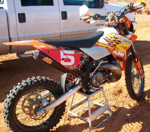 graphics for ktm 300 xcw graphics   www.graphicsbuzz